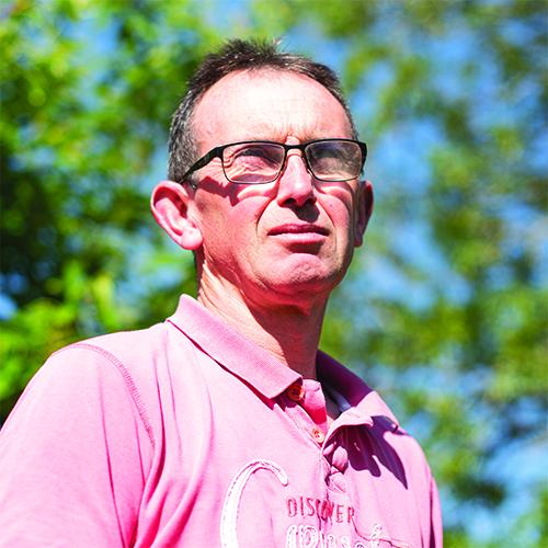 BreizhVeau éleveurs BBC Patrice Mear Plouvorn