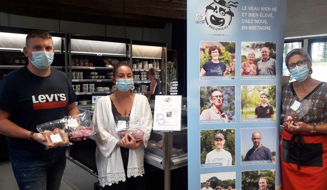La Ferme de Kerousse : nouveau magasin de producteurs à Queven (56)